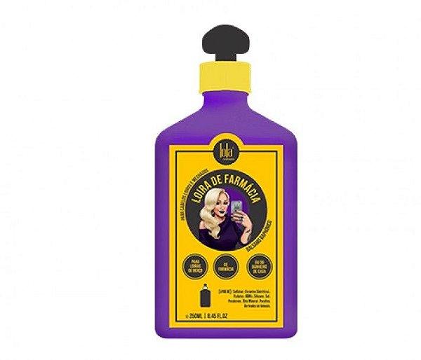 Lola Loira De Farmácia Creme Bálsamo Baphônico 230ml