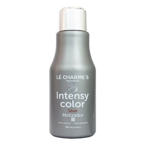 Le Charmes - Intensy Color Silver Máscara Matizadora 300ml