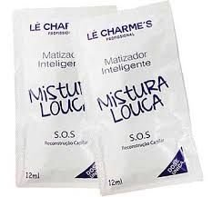 Mistura Louca SOS Matizador Inteligente Le charmes 2un