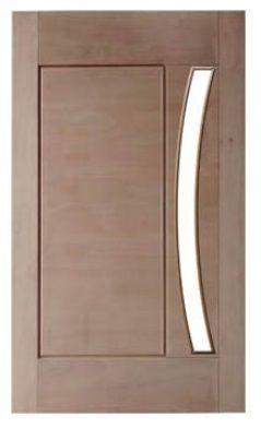 CEDRO 1-ALMOFADA Porta Externa P/ Vidro Arco