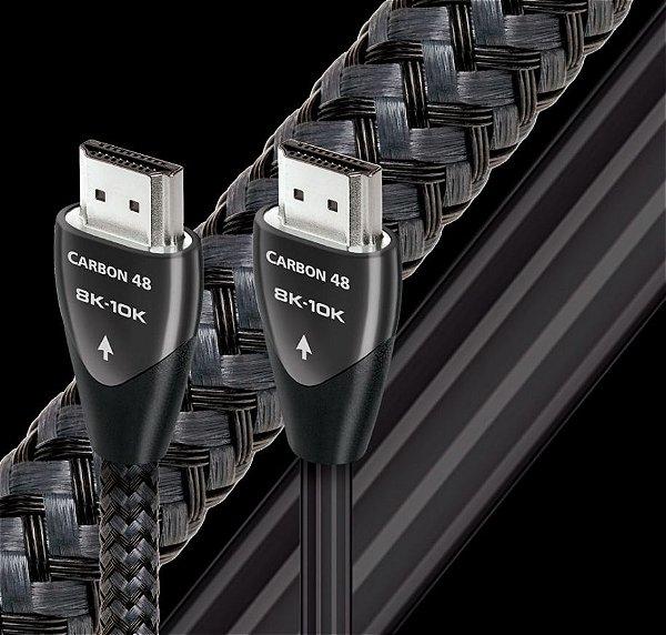 Cabo HDMI 8K - 10K para Interconexão de áudio CARBON48 - Audioquest