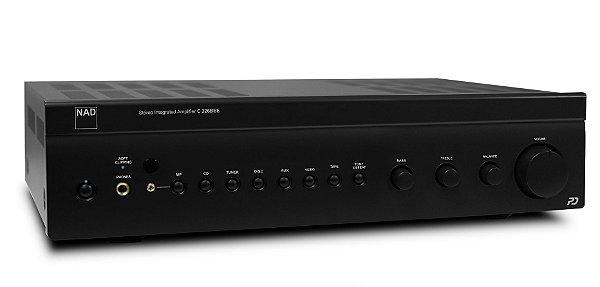 Amplificador Estéreo Integrado C326BEE - NAD Eletronics