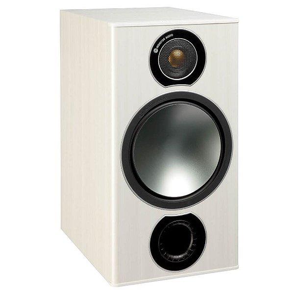 Caixa Acústica Bookshelf Monitor Audio Bronze 2 SBRS2W Branco