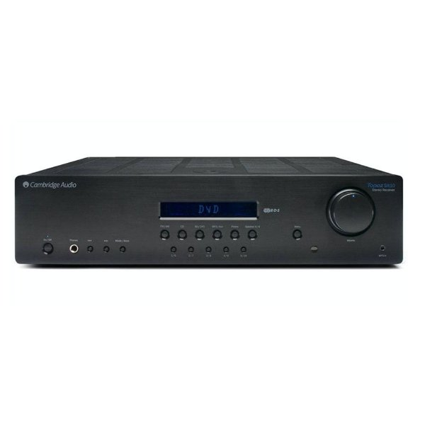 Receiver Stereo FM/AM Cambridge Topaz SR10v2 Preto