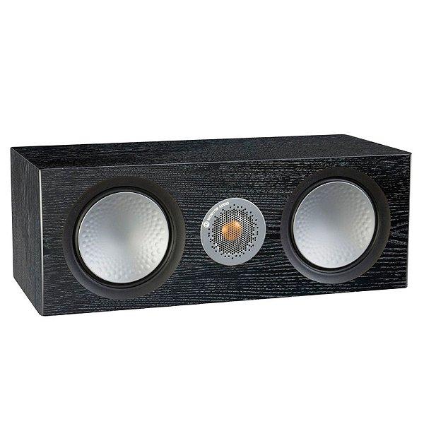 Caixa Acústica Central Monitor Audio Silver Centre SSC150BG Preto Laqueado