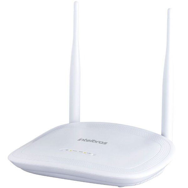 Roteador Wi-Fi 4 (N 300 Mbps)