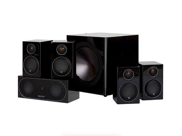 Sistema de Som R90HT1  - Monitor Áudio