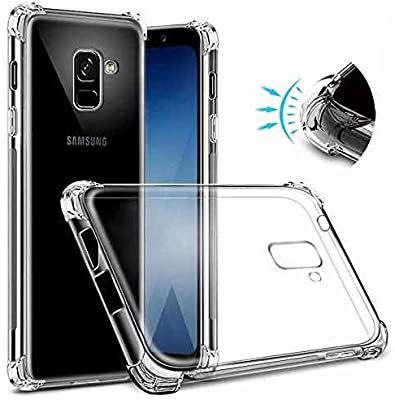 Capinha de TPU AntiShock Transparente - Samsung Galaxy J4 Plus / J4 Core