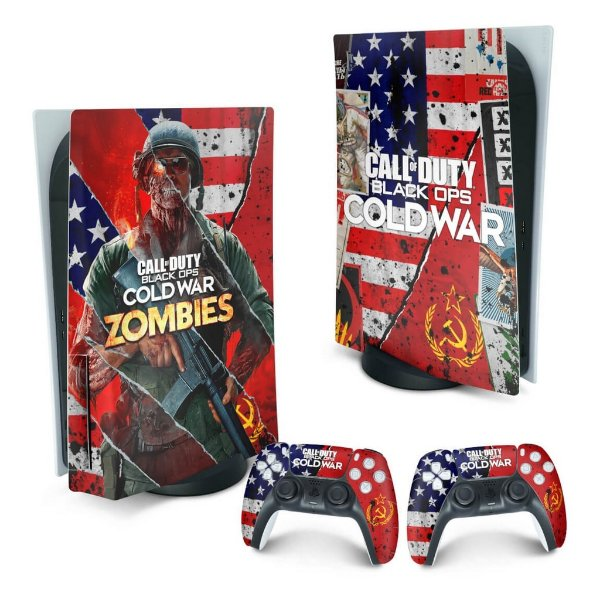 PS5 Skin - Call Of Duty Cold War