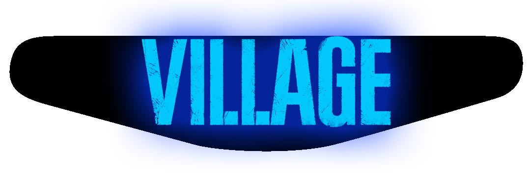 PS4 Light Bar - Resident Evil Village