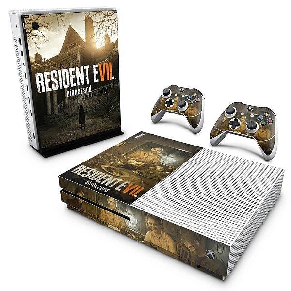Xbox One Slim Skin - Resident Evil 7: Biohazard