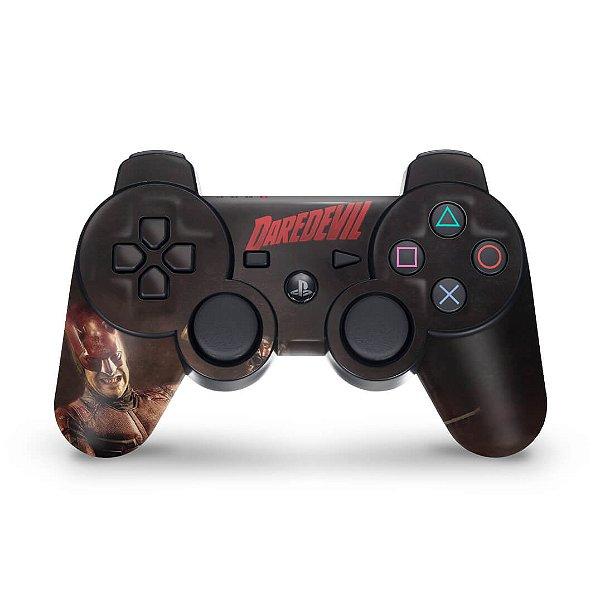 PS3 Controle Skin - Daredevil Demolidor