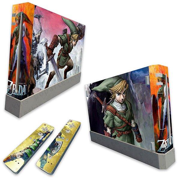 Skin Nintendo Wii - Zelda