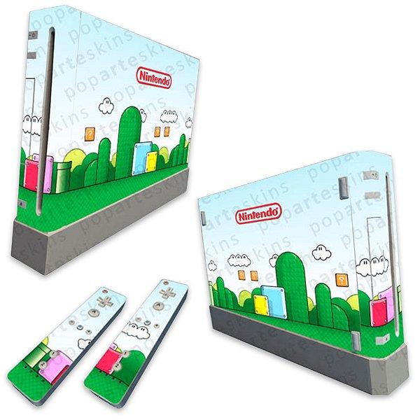 Skin Nintendo Wii - Mario