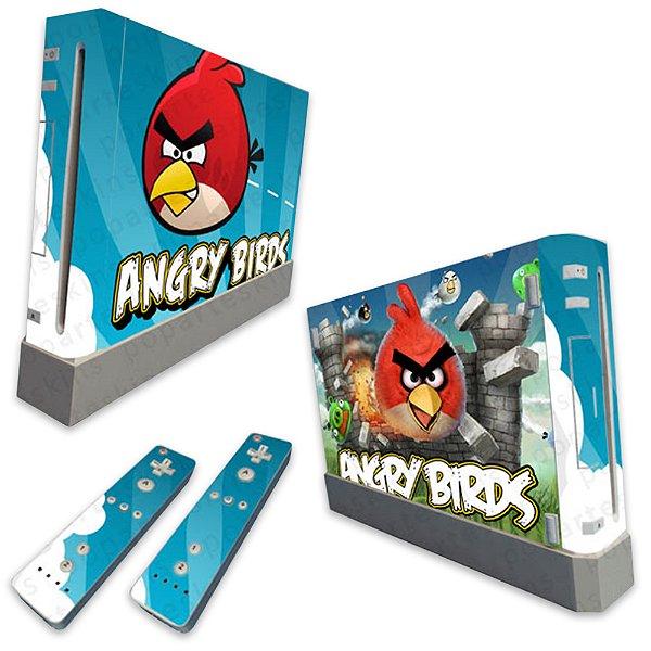 Skin Nintendo Wii - Angry Birds
