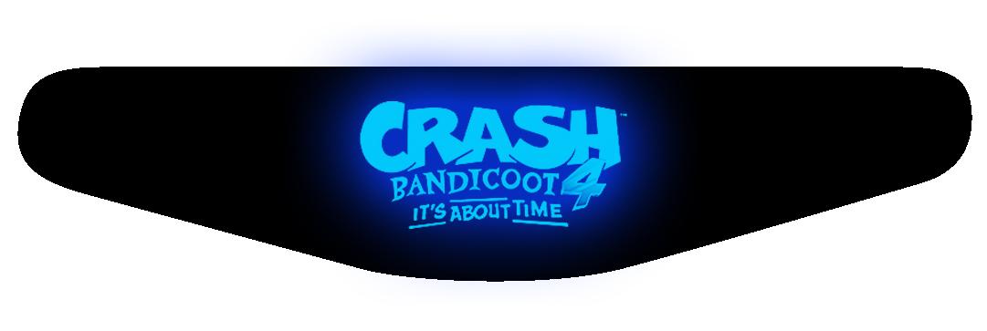 PS4 Light Bar - Crash Bandicoot 4