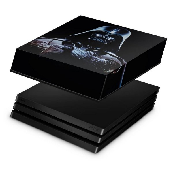 PS4 Pro Capa Anti Poeira - Star Wars - Darth Vader