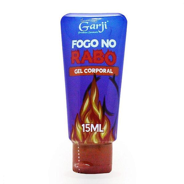Excitante Hot Fogo No Rabo 15ml Garji