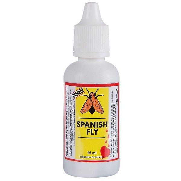Bebida Afrodisíaca Spanish Fly 15ml K-lab