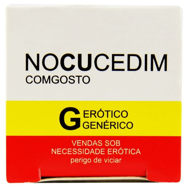 POMADA NOCUCEDIM COMGOSTO 3G SECRET LOVE