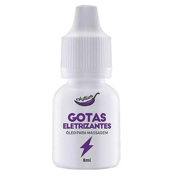 GOTAS EXCITANTES ELETRIZANTES 8ML CHILLIES