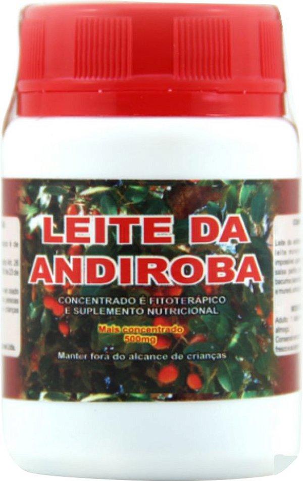 capsula  Leite de Andiroba
