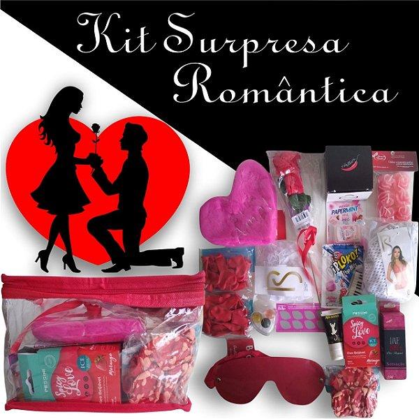 Kit Supressa Romântica
