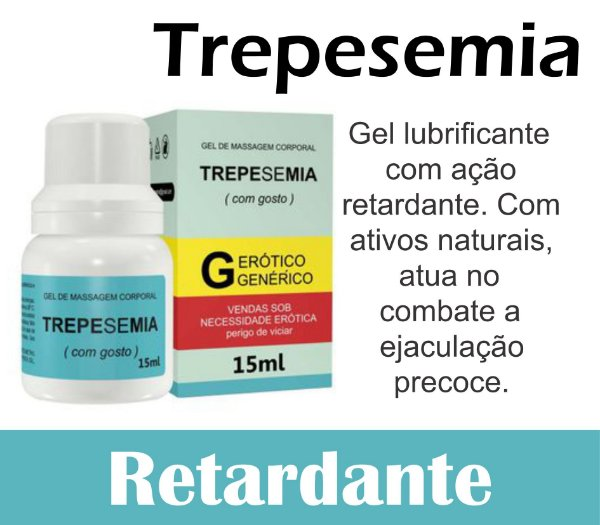 TREPESEMIA GEL RETARDANTE 15ML SECRET LOVE (VEG22)