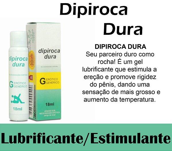 DIPIROCA DURA EXCITANTE MASCULINO 18ML SECRET LOVE(VEG51)
