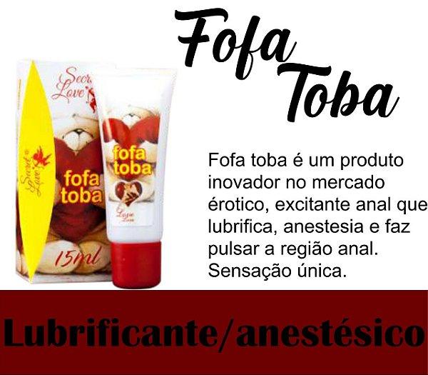 FOFA TOBA EXCITANTE ANAL 15ML SECRET LOVE(VEG70)