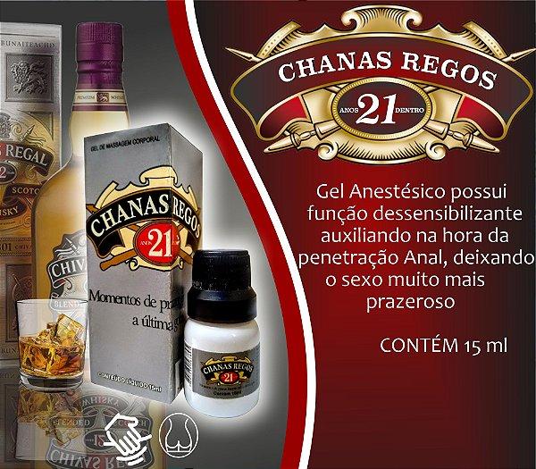 CHANAS REGOS  15 ML  (SED39)