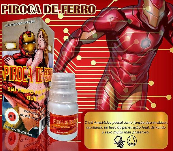 PIROCA DE FERRO 15 ML  (SED37)