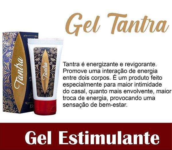 TANTRA GEL EXCITANTE HOT 15ML SECRET LOVE(VEG75)