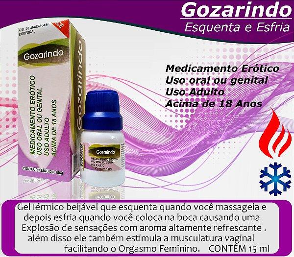 GOZARINDO 15 ML  (SED23)