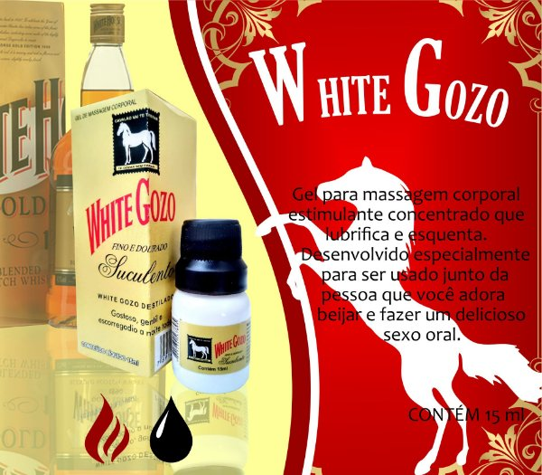 WHITE GOZO 15 ML  (SED22)