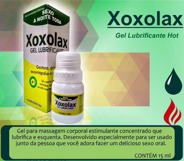 XOXOLAX 15 ML  (SED13)