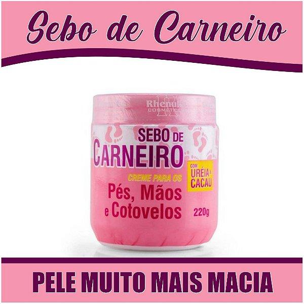 Creme Hidratante Sebo De Carneiro 220g