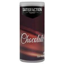 BOLINHA EXCITANTE SATISFACTION CAPS 2 UN Chocolate