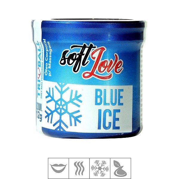 BOLINHA BEIJÁVEL TRI BALL 3 UN BLUE ICE