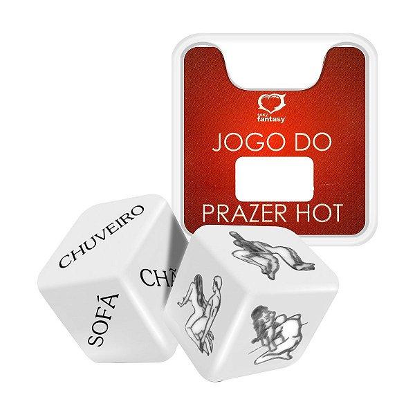 DADO DUPLO SEXY FANTASY (SF-ST332) - JOGO DO PRAZER HOT