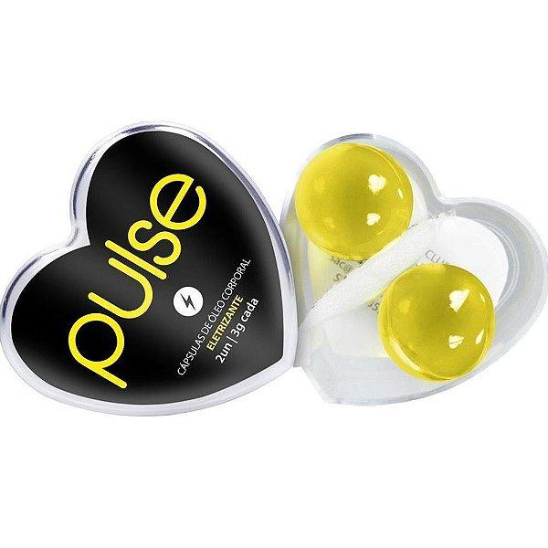 Bolinha Funcional Pulse Eletrizante 2 Unid. Sexy Fantasy