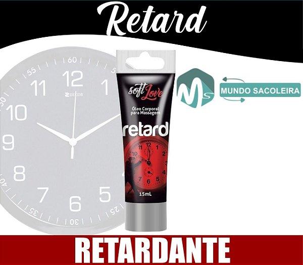 Retardante Retard Bisnaga 15ml Soft Love