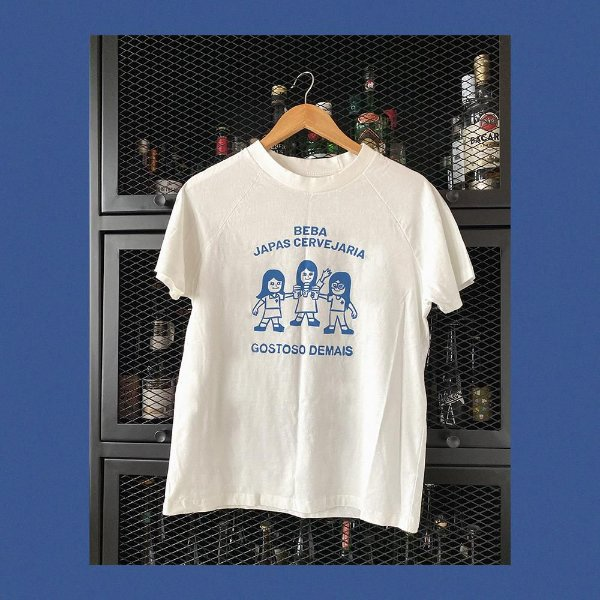 Camiseta Gostoso Demais - Branca