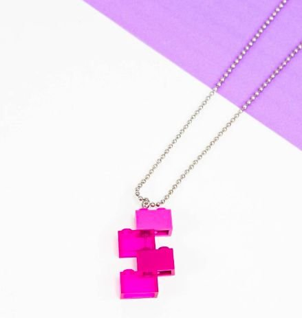 Colar Tetris