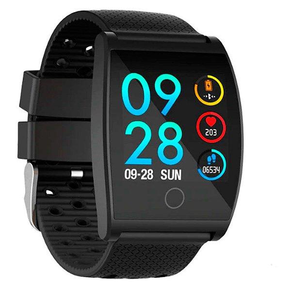 6b43a909023 Relogio digital de pulso monitoramento cardiaco na dudalee presentes ...