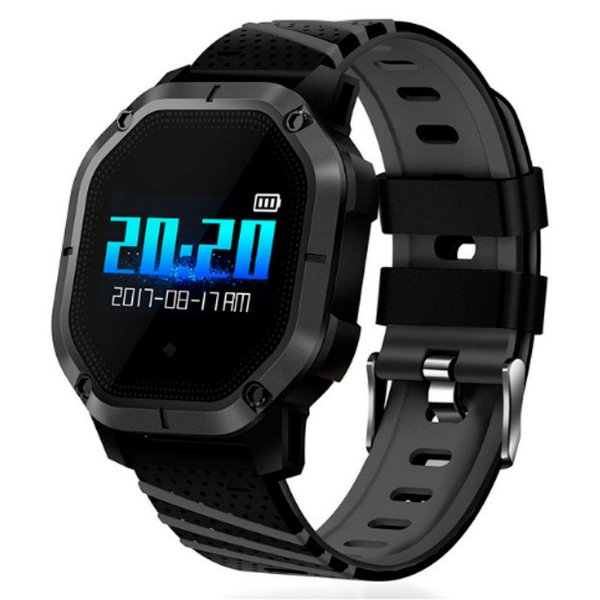 e2330b1f6bf Relógio Digital Leitor De Frequencia Cardiaca e PA na dudalee ...