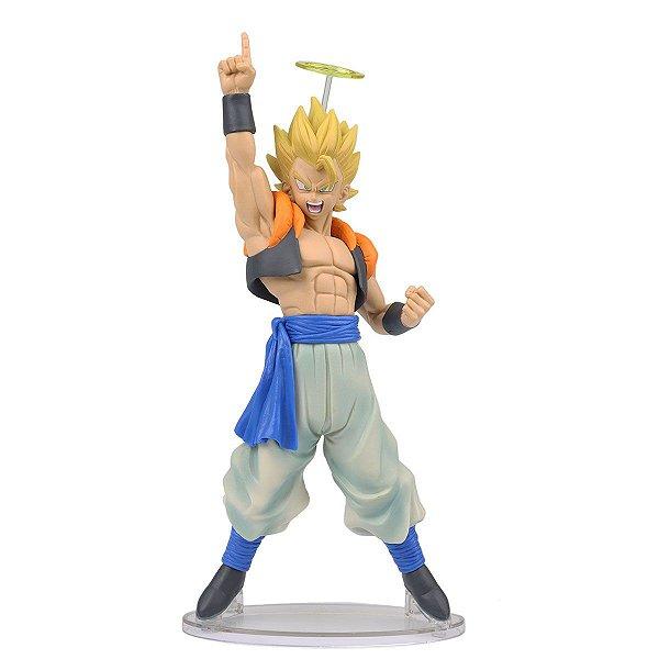 Gogeta Super Sayajin - Dragon Ball Z  Com: Figuration Vol.1 Banpresto