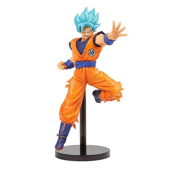 Super Saiyan God / Son Goku - Dragon Ball Super Chosenshiretsuden II Banpresto