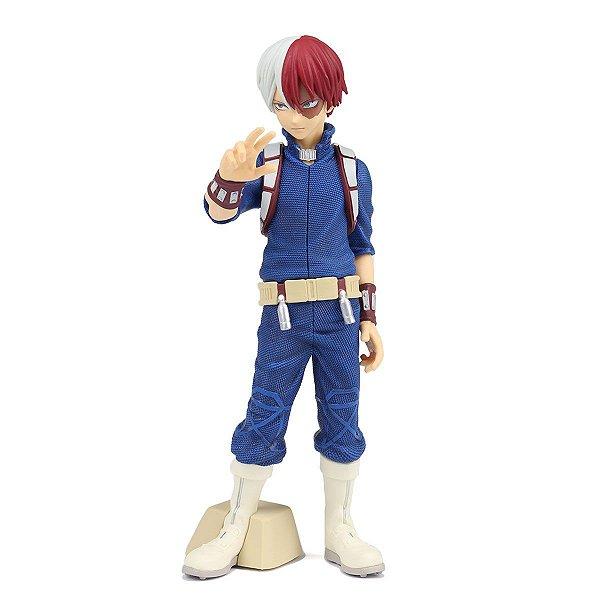 Shoto Todoroki - My Hero Academia Banpresto