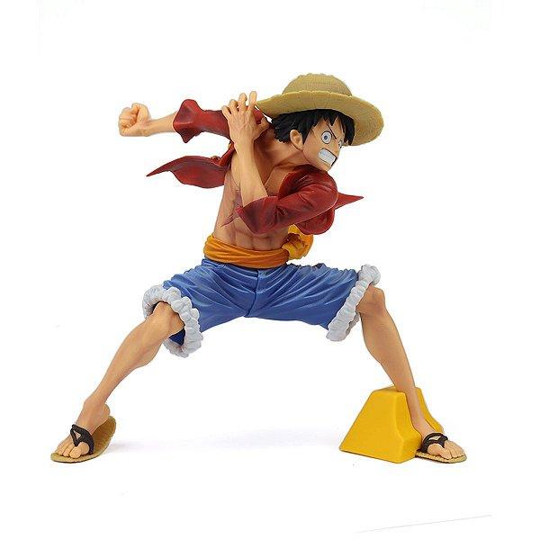 Monkey D. Luff - One Piece Maximatic Banpresto